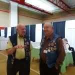 Bill Funke and Harold Hartman
