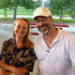 Marina Volosov and David Lambertson