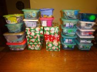 Operattion Christmas Child Shoeboxes