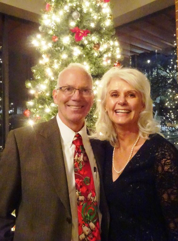 Todd and Margaret Spiller