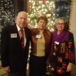 Tom and Irene Toliver and Cheryl Toliver