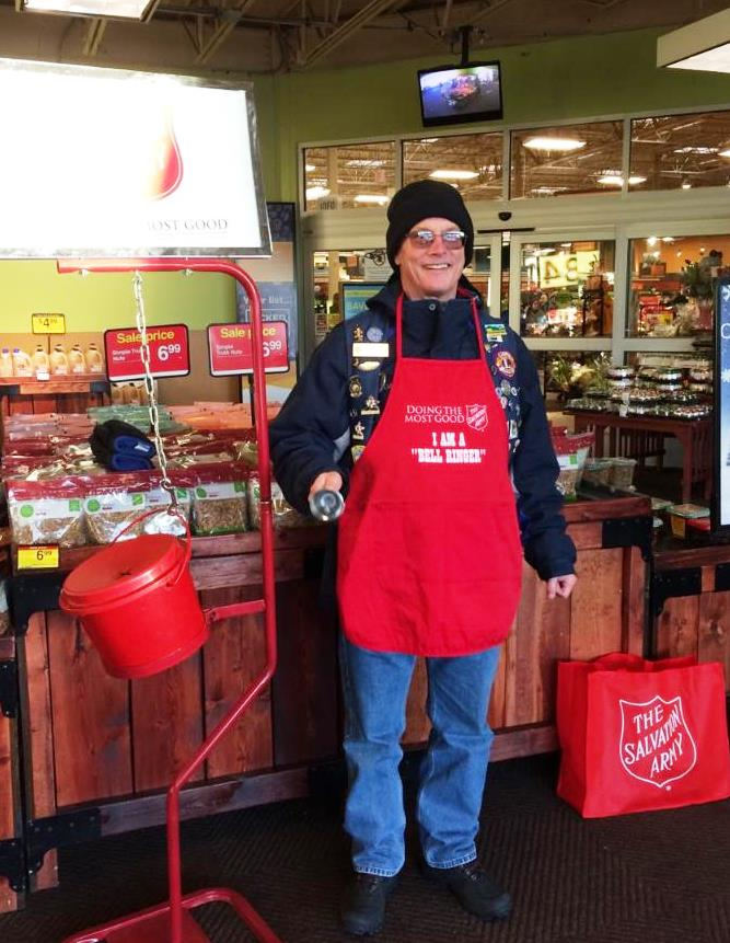 Tobey bell ringing