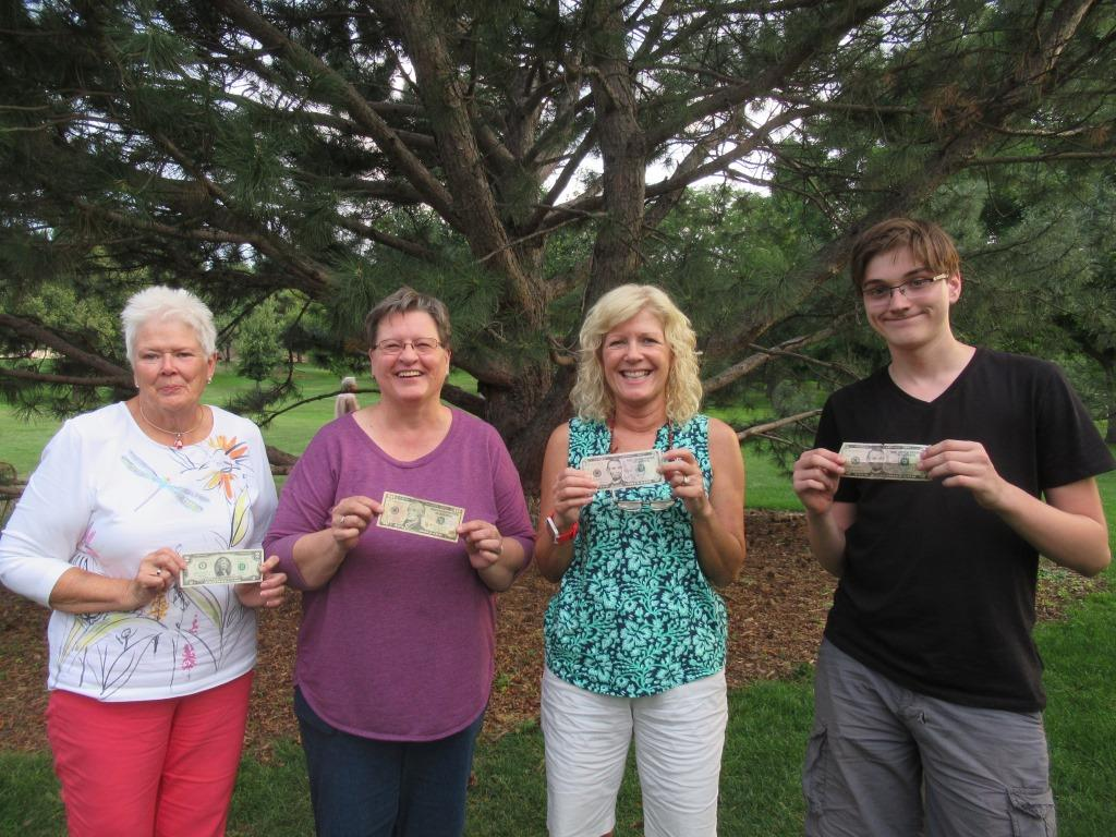 Our Bingo Winners – CASH PRIZES!!!