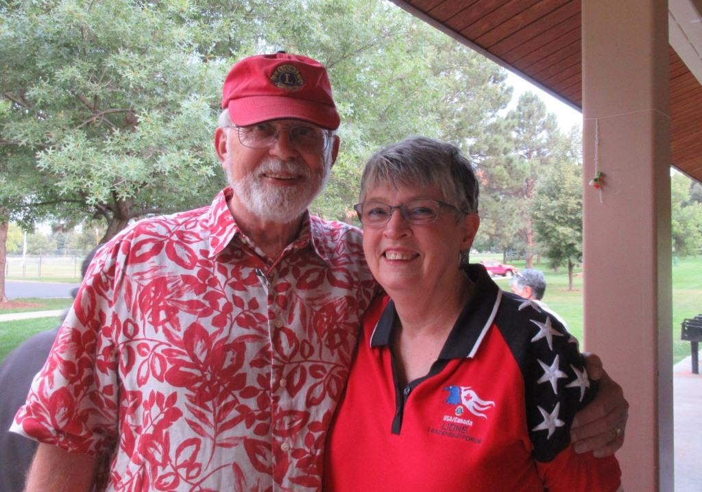 Bob and Carole Kitchell