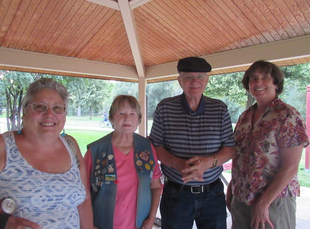 Nancy Walthers, Rusty Holsten, Dale Edwards, Denise Clynes