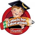 Campbells soup label