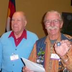 Reid Jacobs receives the Progressive Melvin Jones Award