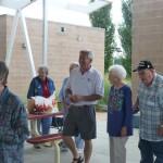 Lois Johnson, Dan Moyer, Lois Atwood and Harold Einarsen