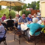 Adriel Hills Club House was a great setting for members to get together.