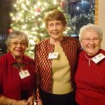 Aida Raider, Irene Toliver, Fran Howerton