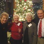 Marilyn Pastor, Fran Howerton, Arvilla and Vic Meline