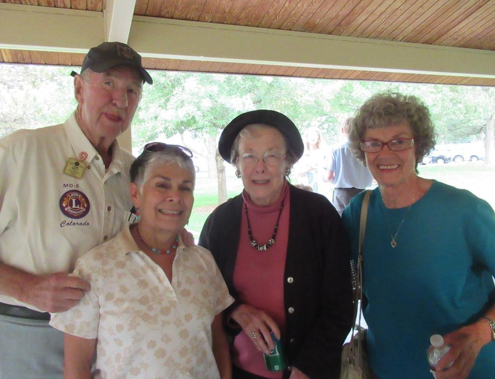 Alan Beatty, Sonja Ubico, Lois Johnson, Darlene Sanderson